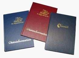 HARD-COVER Buchbindemappen A4 für 10-35 Blatt, VE 10 Stück